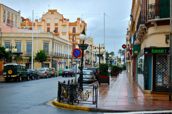 Melilla,Spain
