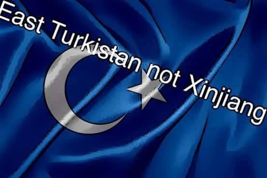 Восточный Туркестан (Doğu Türkistan) Terrorist China (Terörist Çin)