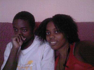 mon grand frére et ma grande soeur