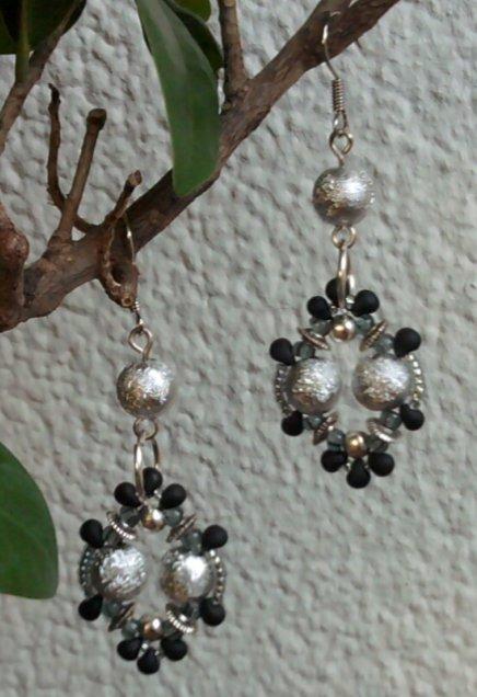 3 x Earrings Ignatus
