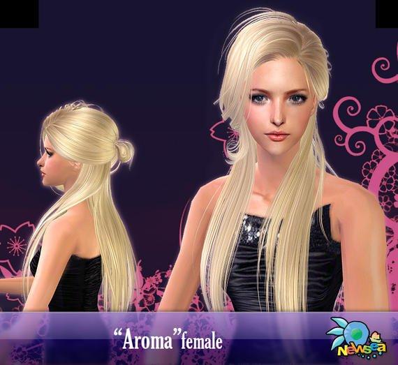 Bien connu Sims 4 Coupe De Cheveux - Coupe De Cheveux TR63