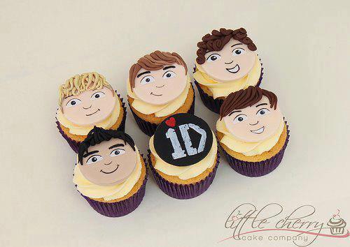 Cupcake 1D