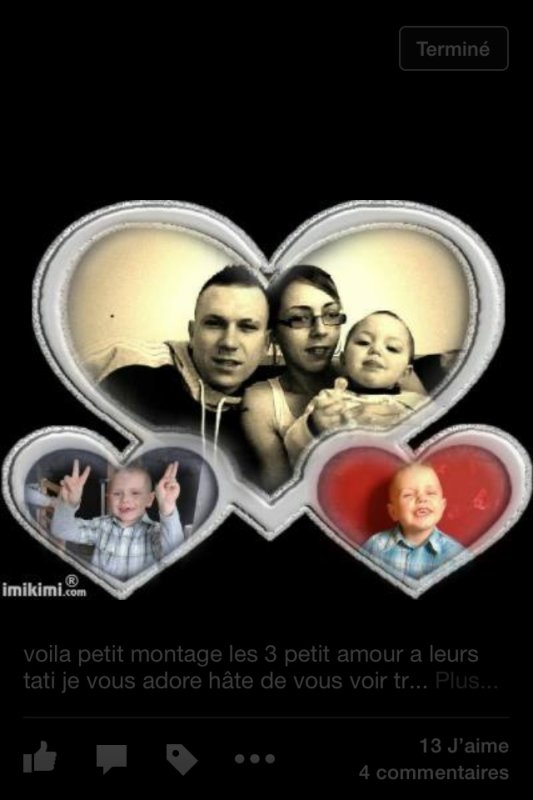 Ma s½urette son homme et les 3 petits amour