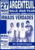 Kapa Negra avec Irmaos verdade le 27/11/2011 à Argenteuil