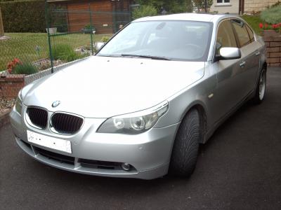 Ma BMW 525d V6