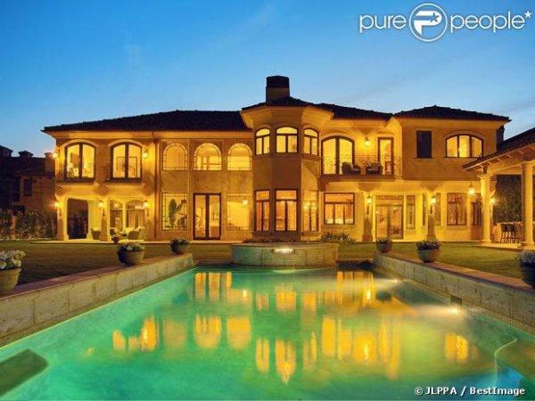 La maison de Kim Kardashian et de Kanye West! :)♥