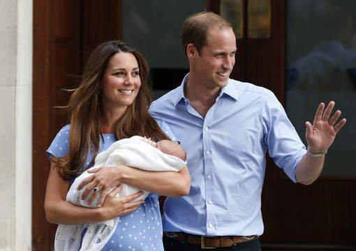 Suite des photos de la famille royale! :)