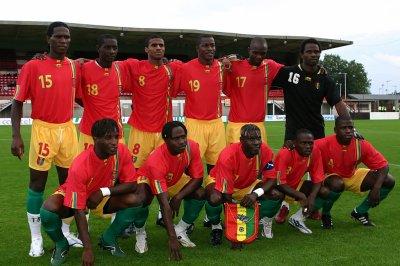 SYLI NATIONALE DE GUINEE