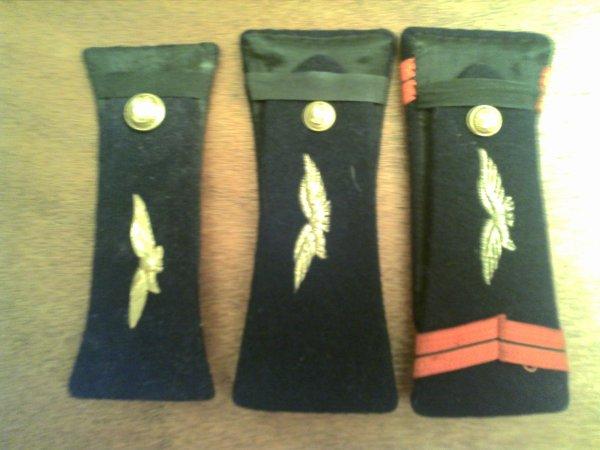 Epaulettes armée de l'air