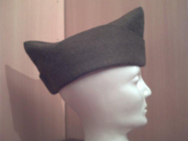 Bonnet de police.