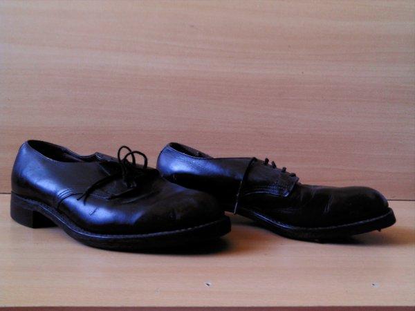 Chaussures de sortie, 1956.