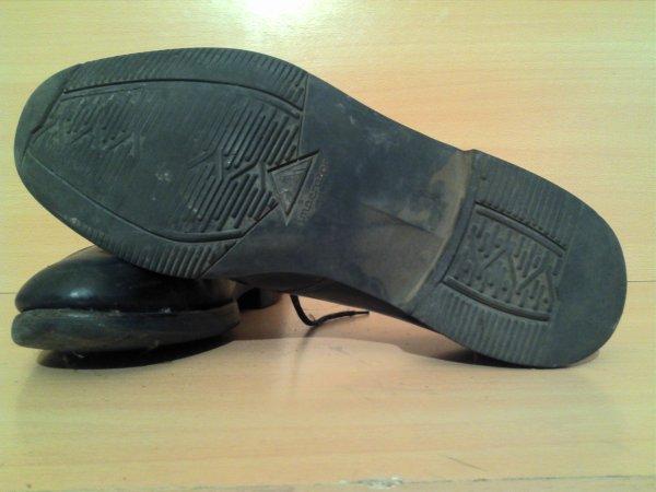 Chaussures de sortie, 1970.