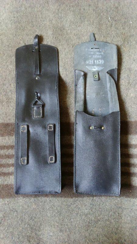Portes chargeurs MAT 49, 1er type.