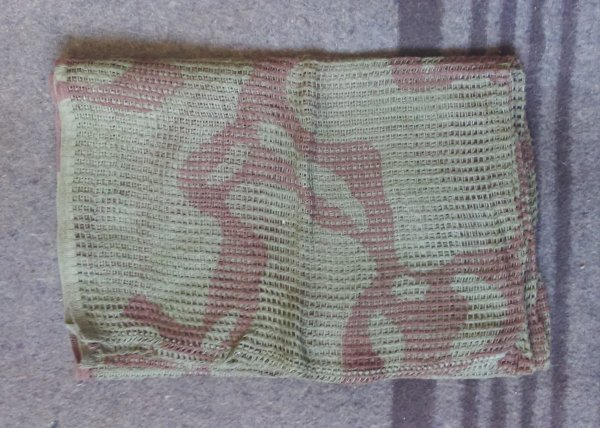 Filet de camouflage TAP.