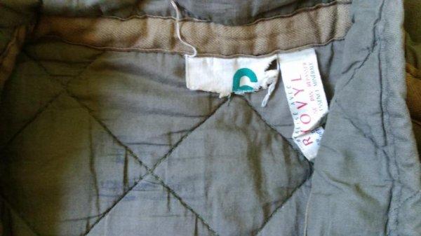 Sous-veste matelassée mle 50, 1er type.