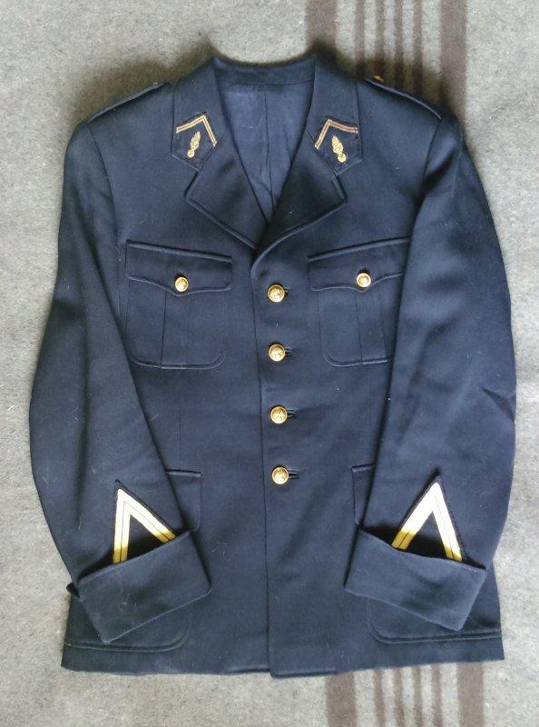 Vareuse de gendarmerie.