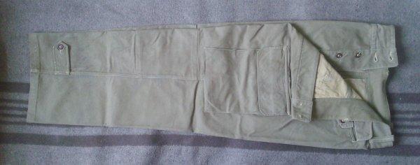 Pantalon mle 47/50.