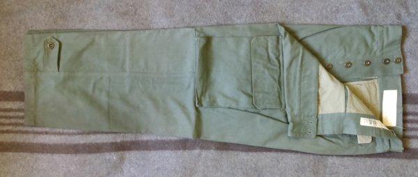 Pantalon 47/53, armée de l'air.
