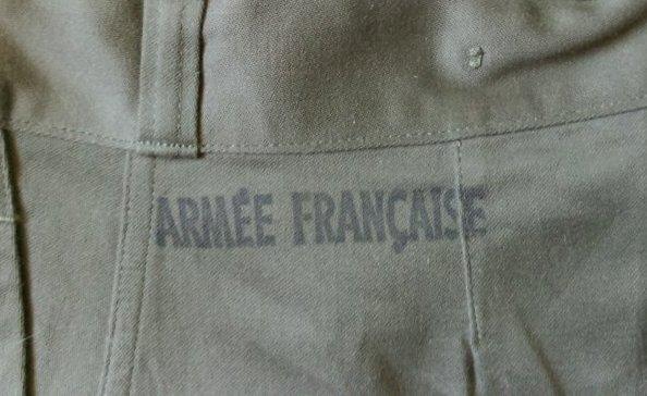 Pantalon mle 64/70.