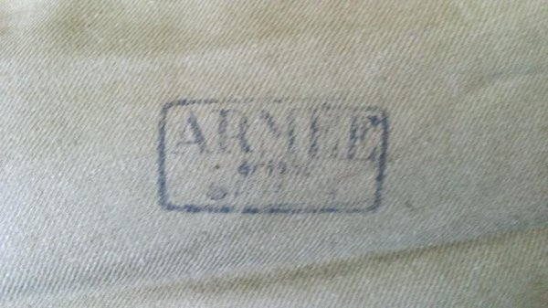 Pantalon de saut mle 47/54.