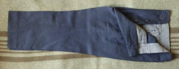 Pantalon sous-officier, armée de l'air.