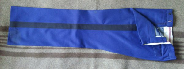 Pantalon mle   , gendarmerie nationale.