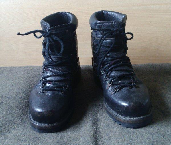 Chaussures de gerbisjäger, bundeswehr.