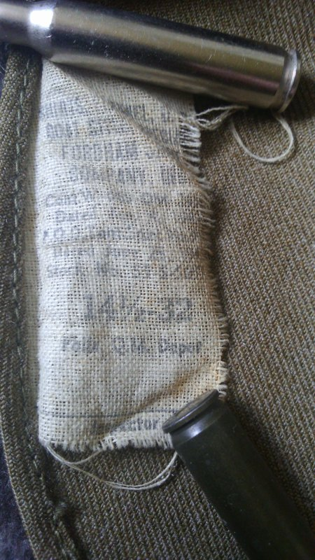 Shirt, flannel, O.D., coat style, spécial