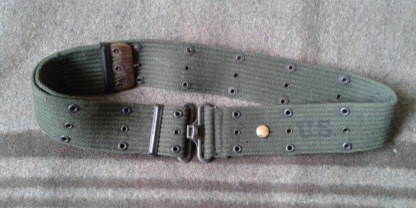 Belt, pistol or revolver, M 1936, O.D.