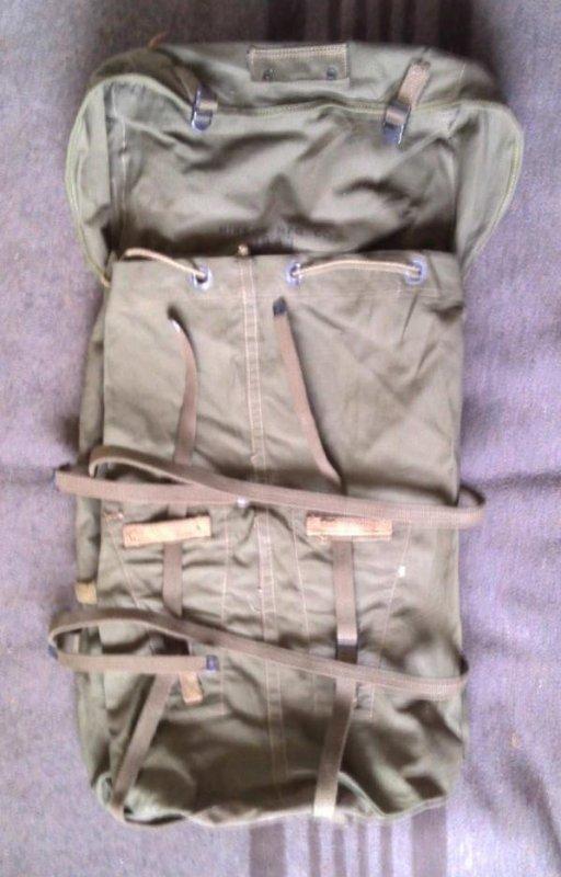M 1943 pack.
