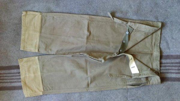 Pantalon cuissard mle 40.