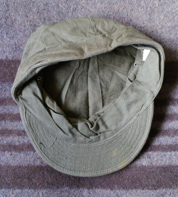 Cap, herringbone twill, OD 7.