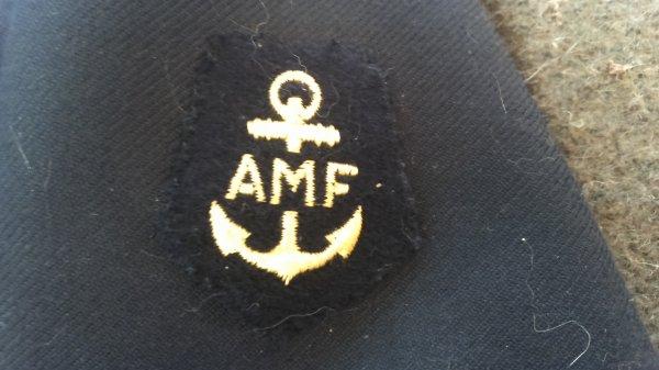 Veste, Marine Nationale.