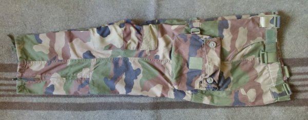 Pantalon de combat T4S1.