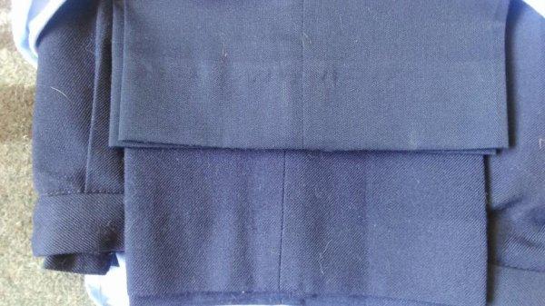 Pantalon, personnel feminin, armée de l'air.