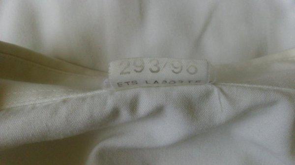 Chemise blanche, personnel feminin, armée de l'air.