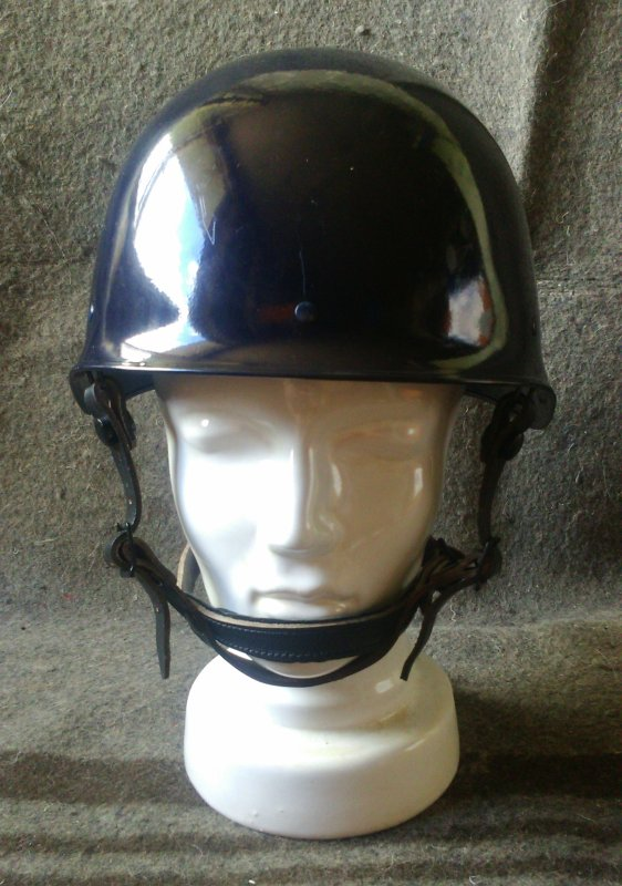 Casque mle F-1 série 3, Gendarmerie Nationale :