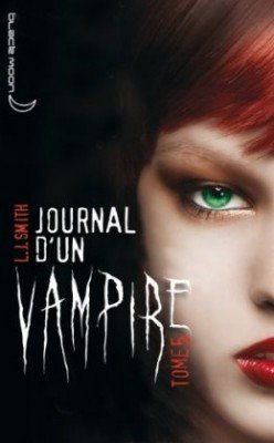 Journal D'un Vampire Tome 5.
