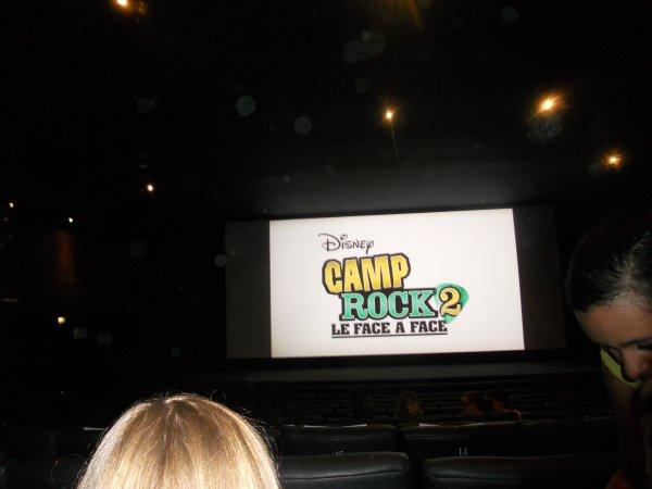 Camp Rock 2  : Le face à face ! L'avant première !