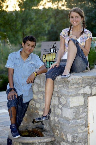"""""""My Camp Rock 2  : L'aventure a commencé!"""""""