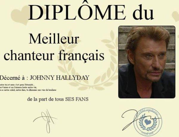JOHNNY HALLYDAY_