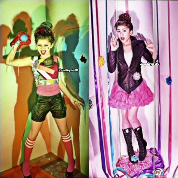 5 nouvelle photos de Zendaya pour Melody Stars
