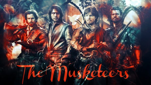 Bienvenue sur le blog Merlin-The Musketeers