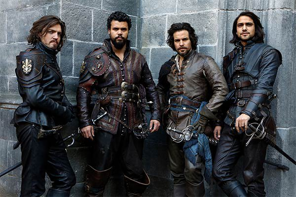 Saison 3 The Musketeers