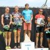 Victoire master et podium Half triathlon