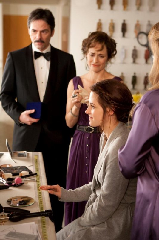 Charlie, Renée et Bella