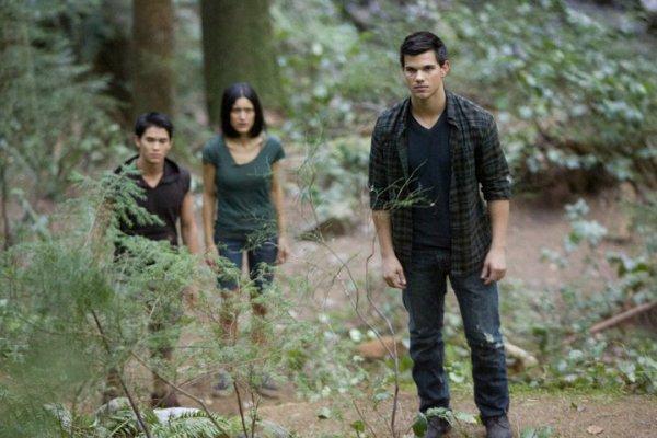 Jacob, Leah et Seth