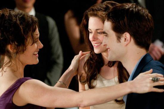 Esmée, Bella et Edward