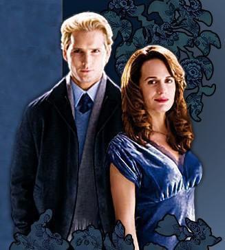 Carlisle et Esmée (Twilight)