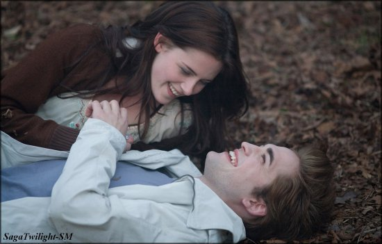 Bella et Edward (Twilight)